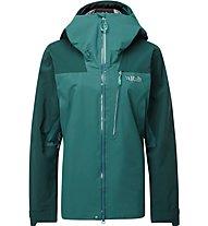 Rab Ladakh GTX - giacca hardshell con cappuccio - donna, Green