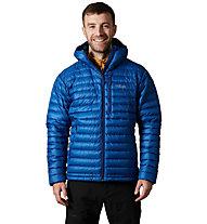 Rab Microlight Alpine - Daunenjacke mit Kapuze - Herren, Blue