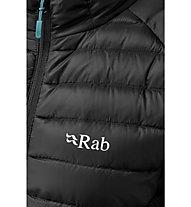 Rab Microlight WMNS - Isolationsjacke - Damen, Black