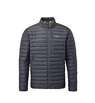 Rab Microlight - Isolationsjacke Bergsport - Herren, Grey