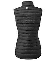 Rab Microlight Vest - Daunenweste - Damen, Black