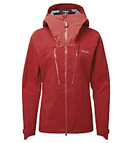 Rab Muztag GTX - giacca in GORE-TEX - donna, Red