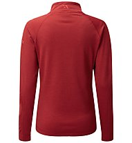 Rab Nucleus - Fleecejacke - Damen, Red