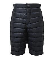 Rab Prosar - pantaloni corti isolanti - uomo, Black