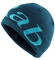 Rab Rab Logo - berretto, Blue/Light Blue
