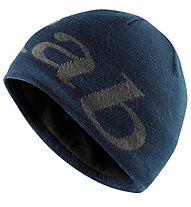 Rab Rab Logo - berretto, Blue/Grey