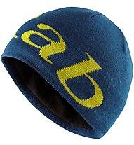 Rab Rab Logo - Mütze, Blue/Yellow