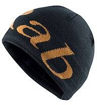 Rab Rab Logo - Mütze, Dark Blue/Brown