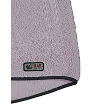 Rab Shearling - Fleece Kapuzenjacke - Damen, Pink
