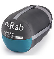 Rab Solar 2 Wmns - Sacco a pelo, Light Blue