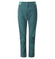Rab Torque Light - pantaloni softshell - donna, Green