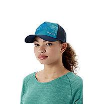 Rab Trucker C - cappellino, Blue