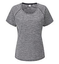 Rab Wisp T - T-shirt - donna, Dark Grey