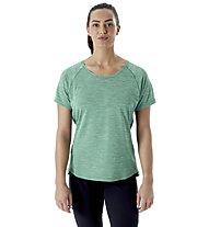 Rab Wisp T - T-shirt - donna, Green