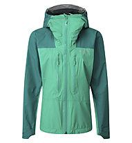 Rab Zenith - giacca in GORE-TEX con cappuccio - donna, Green