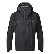 Rab Zenith - giacca in GORE-TEX con cappuccio - uomo, Black