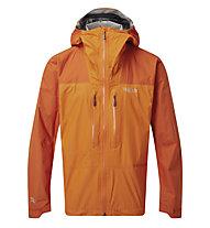 Rab Zenith - giacca in GORE-TEX con cappuccio - uomo, Orange