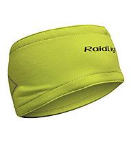 RaidLight Wintertrail Stirnband, Lime Green