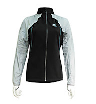 RaidLight Weste Vent Wind Warm Running Damen, Black