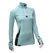 RaidLight Maillot Wintertrail donna, Turquoise