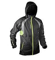 RaidLight Top Extreme - Laufjacke - Herren, Black/Yellow