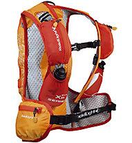 RaidLight Trail XP8 - zaino trail running, Orange
