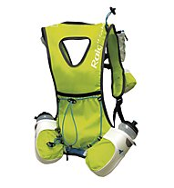 RaidLight Ultra Olmo R-Zone Trailrunning Rucksack, White/Light Green