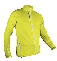 RaidLight Ultralight - Trailrunning Laufjacke - Herren, Yellow