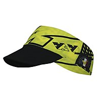 RaidLight Visor LazerDry - Trailrunning-Stirnband, Yellow