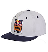 Red Bull KTM Flatcap - Baseballcap, Grey/Blue