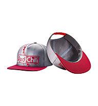 Red Chili Cap Chili - Kappe mit Visier, Red