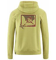 Red Chili Elki Zip Hoodie - felpa con cappuccio - uomo, Yellow