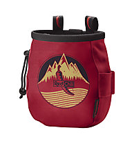 Red Chili Giant Chalk Bag - portamagnesite, Red