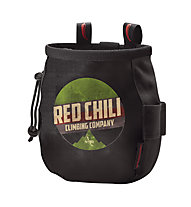 Red Chili Giant Chalk Bag - portamagnesite, Green