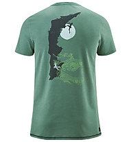 Red Chili Me Satori - Herren-T-Shirt, Light Green