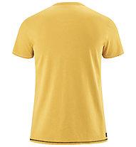 Red Chili Me Satori - Herren-T-Shirt, Yellow