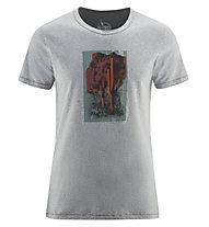 Red Chili Me Satori - T-Shirt - Herren , Grey