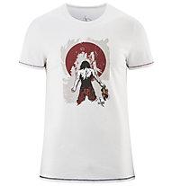 Red Chili Me Satori - Herren-T-Shirt, White