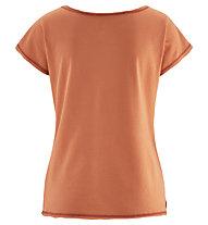 Red Chili Wo Kendo - T-Shirt - Damen, Orange