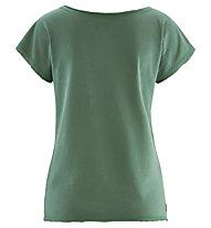 Red Chili Wo Kendo - T-Shirt - Damen, Green