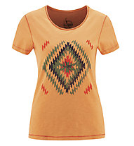 Red Chili Wo Satori - T-Shirt - Damen, Orange