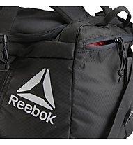 Reebok Convertible Grip - Sporttasche, Black