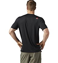 Reebok Activechill Performance - T Shirt - Herren, Black