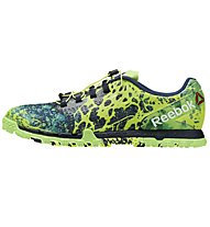 Reebok All Terrain Super OR - scarpe trail running - uomo, Green/Black