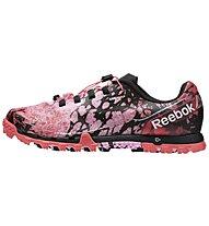 Reebok All Terrain Super OR - Trail Running Schuh für Damen, Pink/Black