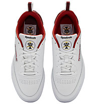 Reebok Club C 85 - sneakers - uomo, White/Red