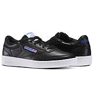 Reebok CLUB C 85 SO - sneakers, Black