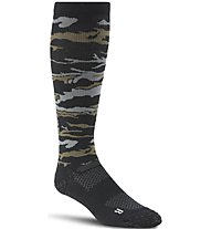 Reebok CrossFit Compression - Kompressionssocken - Unisex, Green