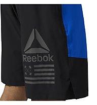 Reebok Epic Endure Short - kurze Trainingshose - Herren, Blue