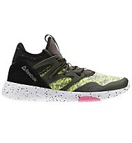 Reebok Hayasu W Damen Trainingsschuh, Green/Yellow